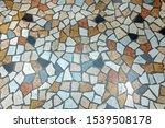 Colourful Broken Marble Pieces...