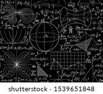 mathematical scientific vector... | Shutterstock .eps vector #1539651848