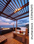 interior design  beautiful... | Shutterstock . vector #153969695