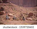 Monument Valley  Arizona  ...