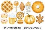 Pumpkin Spice.pumpkin Products...