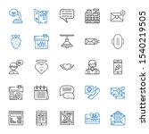 website icons set. collection...