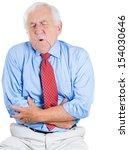 closeup portrait of an old man  ... | Shutterstock . vector #154030646