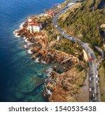 Boccale Castle In Livorno From...