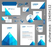 white stationery template...