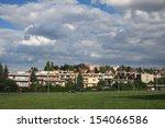 novy jicin  czech republic  ... | Shutterstock . vector #154066586