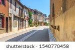 summer city landscape   view of ... | Shutterstock . vector #1540770458
