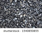Small photo of Selected enriched coal fine fraction anthracite.