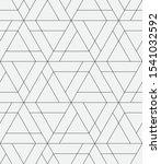 vector seamless pattern.... | Shutterstock .eps vector #1541032592
