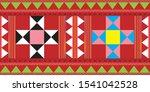 Pattern Handmade Form Thailand...