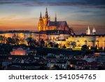 The Illuminated  Famous Castle...