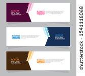 vector abstract design web... | Shutterstock .eps vector #1541118068