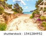 cala portals vells calvia... | Shutterstock . vector #1541284952