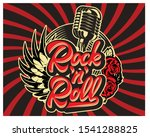 stylish vector template for... | Shutterstock .eps vector #1541288825