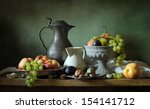 Classical Still Life With...