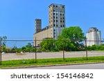Abandoned Industrial Buildings...