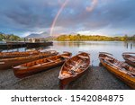 Keswick Rainbow  Lake District  ...