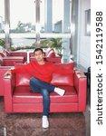 raffi ahmad  famous indonesia... | Shutterstock . vector #1542119588