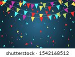 background creative a beautiful ... | Shutterstock .eps vector #1542168512
