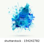 abstract artistic element... | Shutterstock .eps vector #154242782
