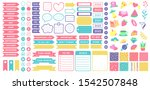 Cute Planner Stickers....