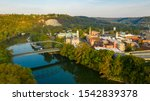 The Kentucky River Meanders...