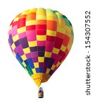 Colorful Hot Air Balloon...