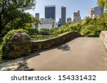 view of central park south from ... | Shutterstock . vector #154331432