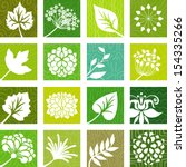 natural icons | Shutterstock .eps vector #154335266
