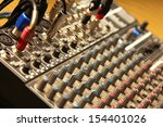 music control panel device... | Shutterstock . vector #154401026