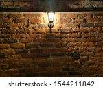 Old Fashion Street Lamp At...