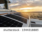 Solar Powered Catamaran At...