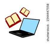 vector illustration of e... | Shutterstock .eps vector #1544447558