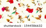 wide vintage seamless... | Shutterstock .eps vector #1544586632