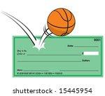 vector bounce check | Shutterstock .eps vector #15445954