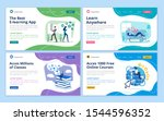 online education  online... | Shutterstock .eps vector #1544596352
