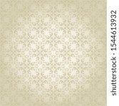 seamless wallpaper pattern....   Shutterstock .eps vector #1544613932