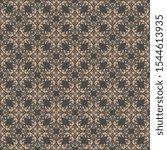 seamless wallpaper pattern....   Shutterstock .eps vector #1544613935