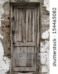 Rustic Extreme Aged Door