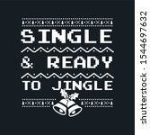christmas graphic print  t... | Shutterstock . vector #1544697632