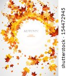 Abstract Autumnal  Background ...