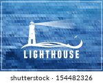 Lighthouse Postcard  Poster...