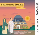 Byzantine Citizens Are Dressed...