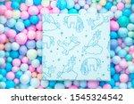 Foam Ball Of Various Colors