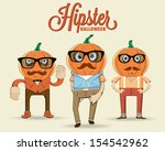 Hipster Halloween Characters....