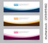vector abstract design web... | Shutterstock .eps vector #1545495482