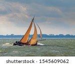 Traditional Dutch Sailing Ship...