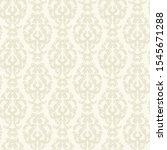 classic seamless vector...   Shutterstock .eps vector #1545671288