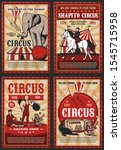 Circus And Carnival Vintage...
