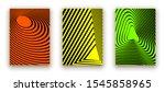 minimal cover design poster.... | Shutterstock . vector #1545858965